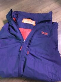 Men's goi goi jacket size large