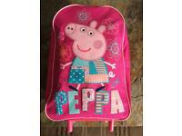 Peppa Pig Kids Suitcase