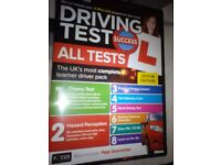 2017-2018 theory test disk