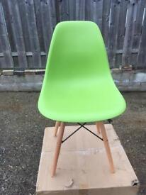 Retro Charles Eames style chairs x 4 Brand new boxed £85 as on Sunday Brunch NOW