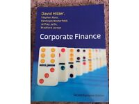 Corporate Finance - Second European Edition David Hillier RRP £60