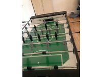 Mint condition football table