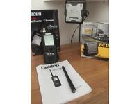 Uniden 3600xlt digital scanner boxed as new .