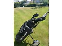 Golf Clubs with Trollsy