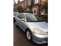 Honda Civic IMA HYBRID 1.3L £30 tax