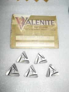 VALENITE TNMM 434 EL – CARBIDE INSERTS (NEW)