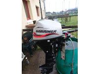 mariner 9.9hp longshaft 4 stroke outboard