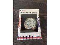 Lifemax talking atomic watch