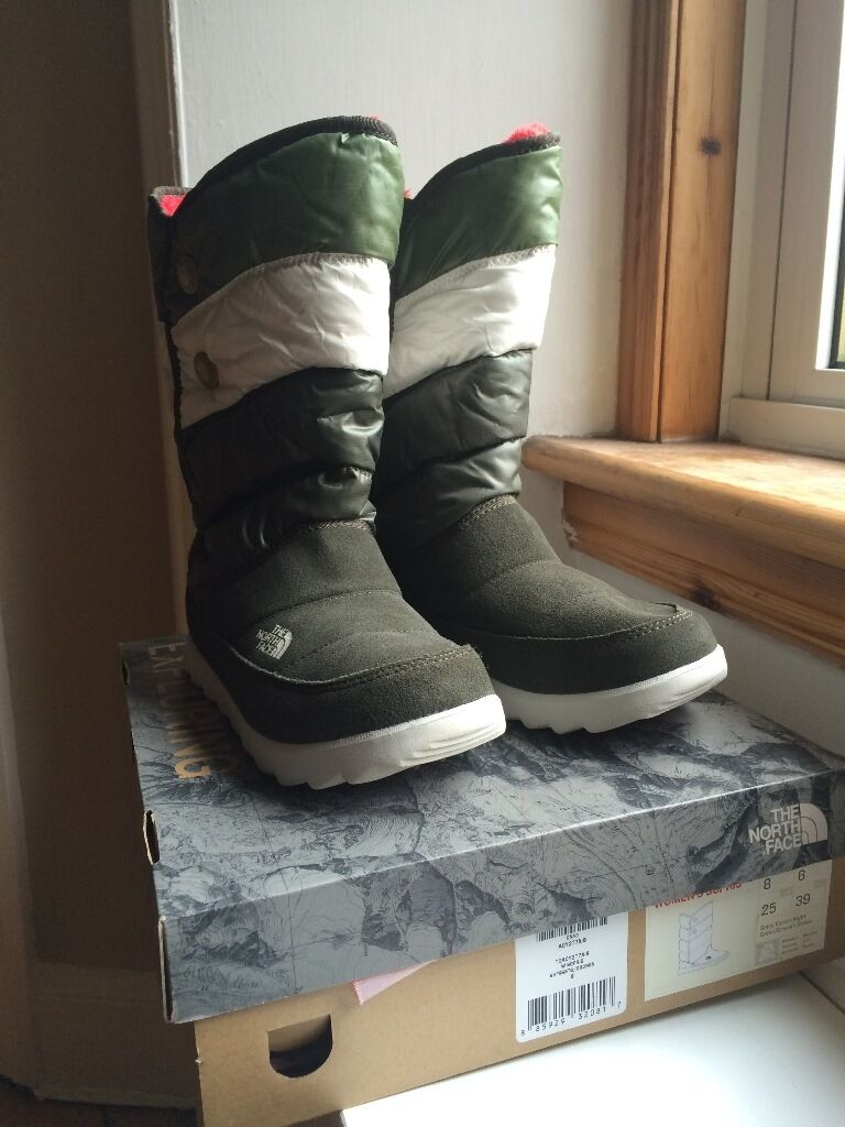 The North Face Womens Sopris Boots