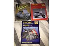 Vespa Piaggio Maintenance Service and repair Manual's