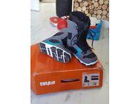 Snowboarding boots uk size 8