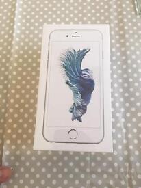 Apple iPhone 6S 32GB Silver Unlocked
