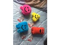 FREE DELIVERY / POST MISTER MR MAKER SET OF 4 NEW TALKING SINGING SHAPES SQUARE CIRCLE RECTANGLE +
