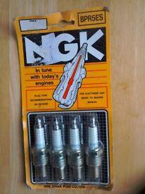 NGK BPR5ES set of 4 spark plugs