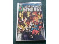 Doctor Strange 'THE BLACK MIRROR' Comic 1980 Marvel Comic Group