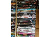 Dvds lots to choose from.