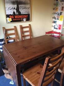 Dining room table! Super cheap if collect before XMAS!