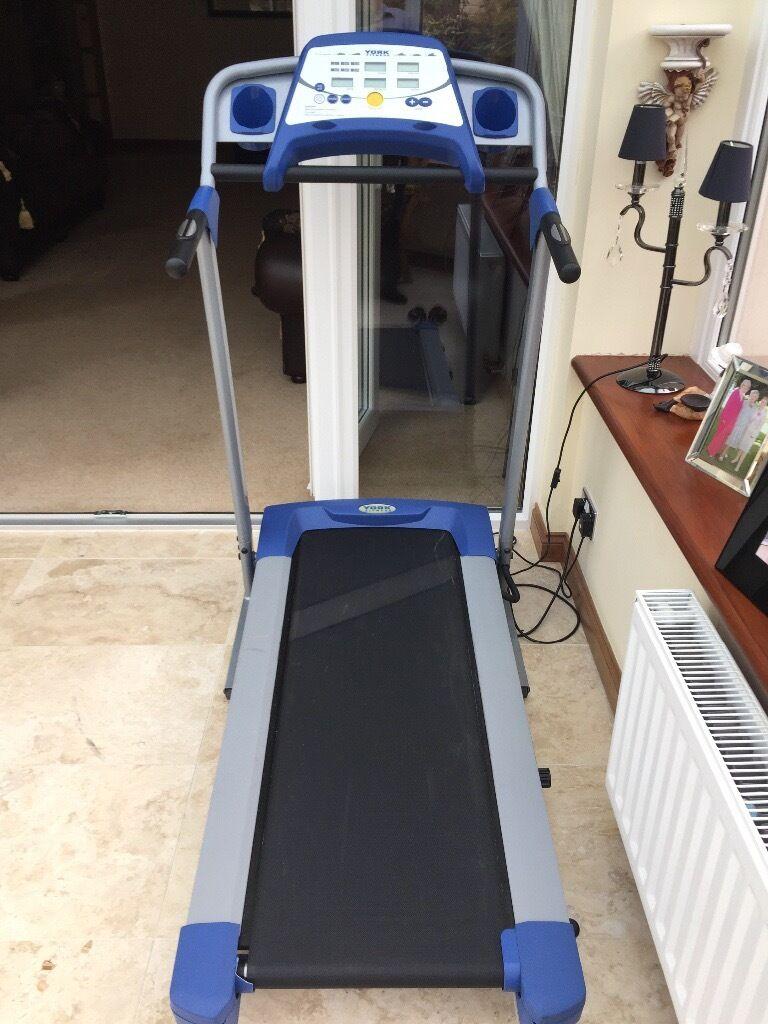 york inspiration treadmill. sold york fitness inspiration treadmill r
