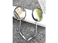 Motorbike mirrors