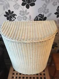 Lloyd loom basket genuine lusty product great up cycle project