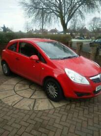 Vauxhall Corsa Lady Owner