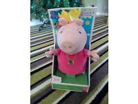 Singing Peppa Pig BN still box