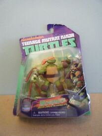 BRAND NEW TMNT MICHAELANGELO TOY