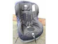 Britax 'First Class' car seat. (9kg -18kg) 9 months - 4years.