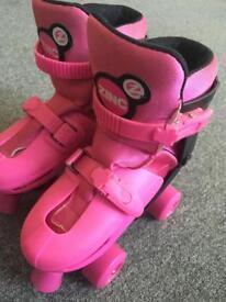 Roller skates, size 2-5