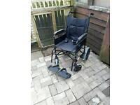 Invacare wheelchair 1550171 145.3kg