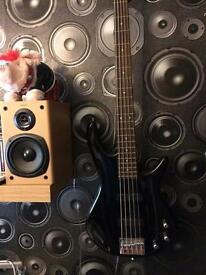 Ibanez 5 string bass guitar