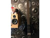 Ibanez 5 string bass guitar
