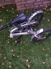 Fellia folding bike good condition
