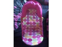 Baby bath chair