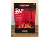 Jamstands Studio Monitor Stands JS-MS70 BNIB