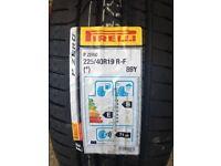 1 x Pirelli P zero 225/40/19 Brand New tyre