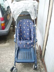 pram/pushchair by mothercare