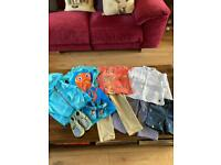 Boys summer clothes age 18-24months 9 items