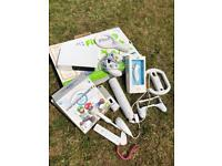 Wii Games console inc. Wii fit plus