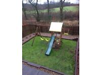 Meadowvale 2 outdoor play set
