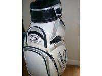 Pro quality, Large Stewart Golf bag