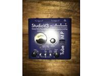 Art tube studio v3 mic tube pre amp