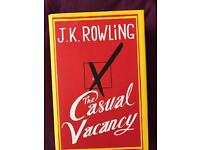 JK Rowling book