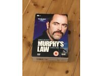 James Nesbitt. Murphy's Law. Series 1 - 5