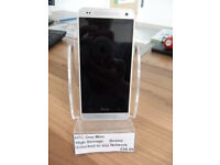 HTC One Mini 2 - 16gb Storage. Unlocked to any Network. Boxed. Excellent Condition