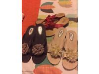 Woman's Sandals size 7