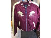 Alpha Industries Japan bomber, Large, Never worn