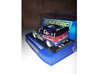 Scalextric Ford Focus RS rally
