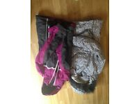 Job lot Girls ski gear 8-10/ age 14- 15 ideal for school trip