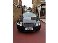 BENTLEY CONTINENTAL GT 6.0 GT 2004 Petrol Automatic in Dark Green